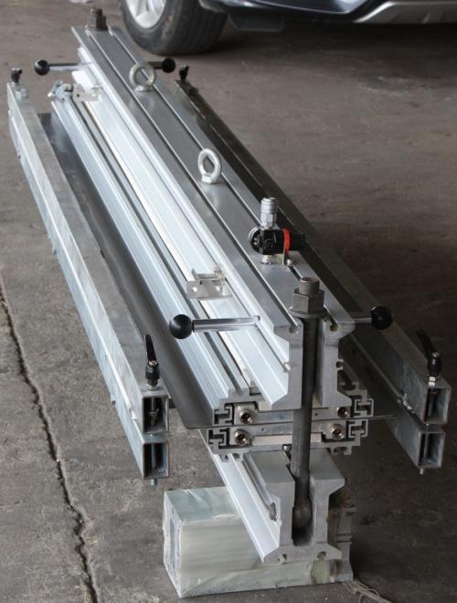PVC PU输送带接驳机
