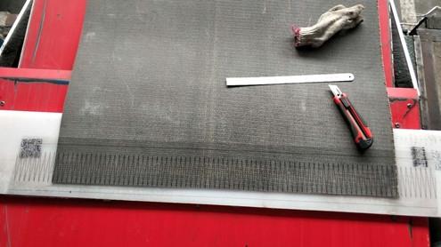 物流PVK皮带驳接